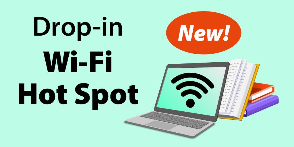 Drop-in Wi-Fi Hot Spot