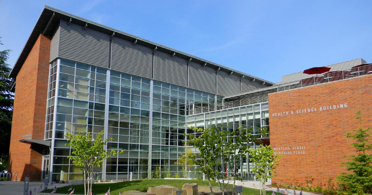 health  u0026 science building