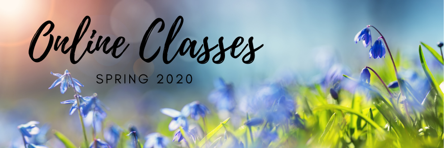 Online Classes Spring 2020