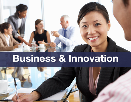 Business & Innovation image