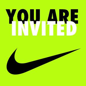 Nike Company Store Flyer
