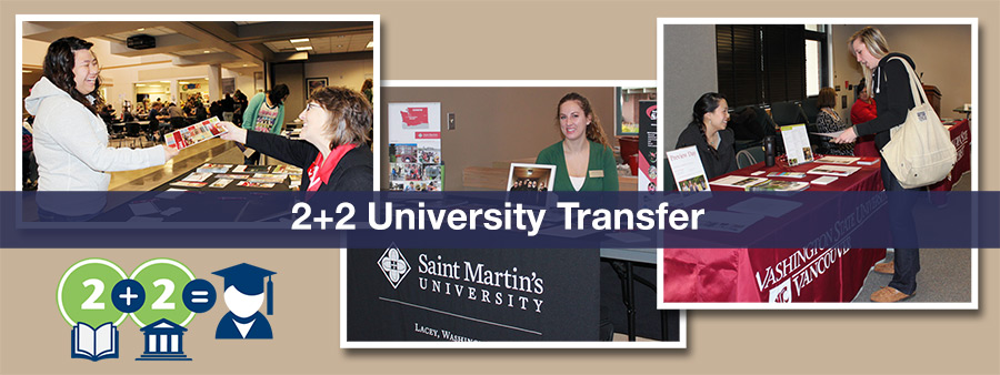 2 + 2 University Transfer