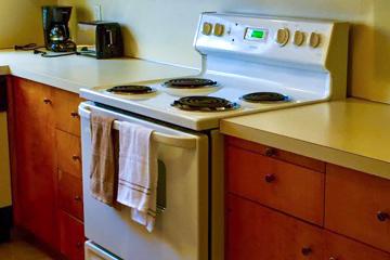 Private Kitchen Stove
