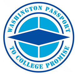 Passport to College logo