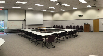 Conference Room or Classroom