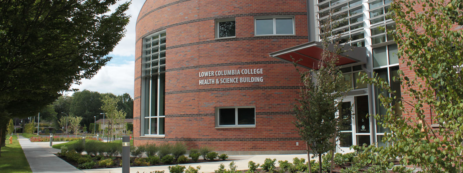 Lower Columbia College Health and Science Building