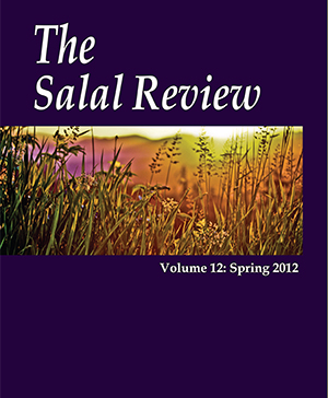 2012 Salal Review
