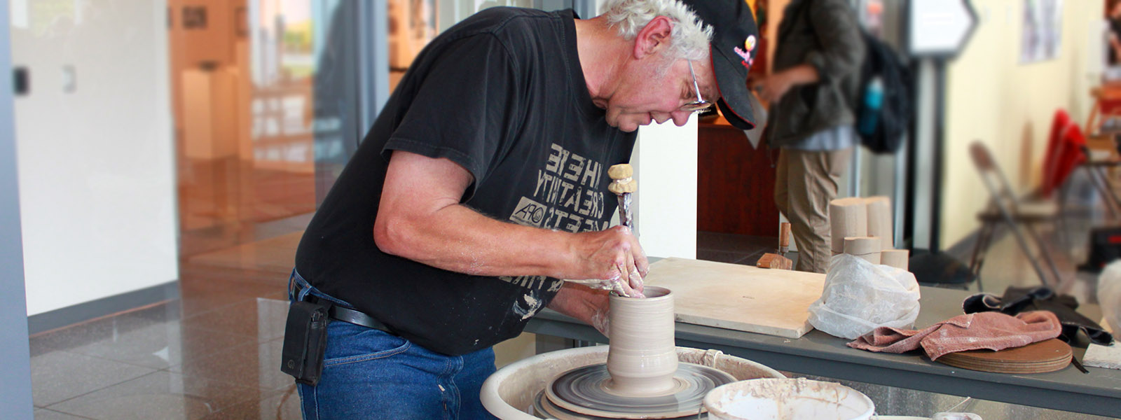 Salal Spring Arts Festival - pottery