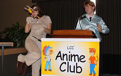 Anime Club Header