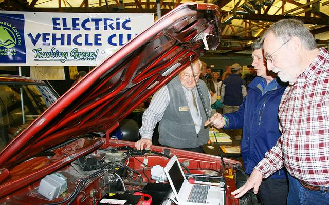 High Voltage Car Conversion