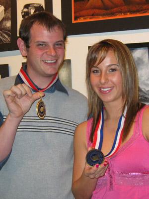 Amanda Suter & Richard Larsen